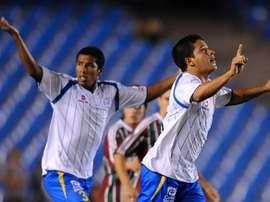 Alianza Atlético volvió a ganar y no pierde el ritmo del Sporting Cristal. AFP