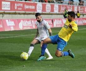 Cultural y Real Unión empataron sin goles. Twitter/CyDLeonesa