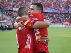 Independiente ha cosechado otro importante triunfo en casa. DIM_Oficial