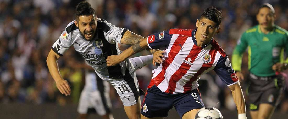 Casi salta al sorpresa en la Copa de México. Twitter/Chivas