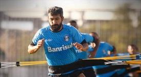 Recuperado, Douglas será um importante reforço para o Grêmio. Grêmio