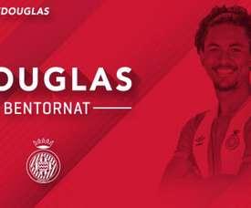 Douglas Luiz moves to Catalonia on loan for the season. GironaFC