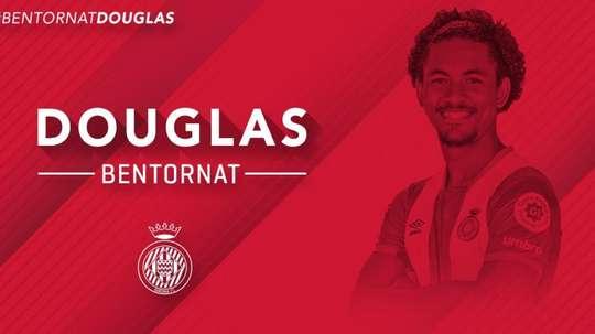 El City y el Girona acuerdan de nuevo la cesión de Douglas Luiz. GironaFC