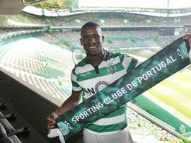 O defesa brasileiro não teve muitas oportunidades ao longo desta última época. SportingCP