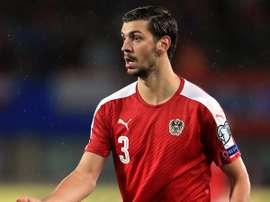 Dragovic part à Leicester sous forme de prêt. Twitter/Leicester