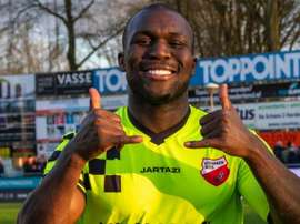 Drenthe could soon head for Murcia. Twitter/kozakkenboys