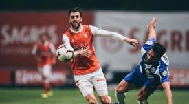 O FC Porto segue para o Jamor depois de jogo dominado pelo Sporting de Braga. AFP