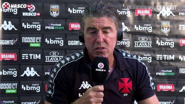 Vasco da Gama soma 23 pontos e ocupa a 16ª posição na tabela do Brasileirão. DUGOUT