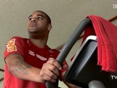 Les meilleurs moments d'Adriano à Flamengo. DUGOUT