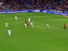 Leurs meilleures actions de Cannavaro et Ramos. DUGOUT