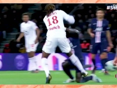 Idrissa Gueye played regularly for PSG in the 2019-20 campaign. DUGOUT