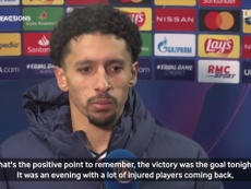 Marquinhos : 'It was not our best game'. DUGOUT