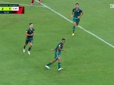 Tutti i gol di Marcos Paulo nel Brasilerão 2020. Dugout