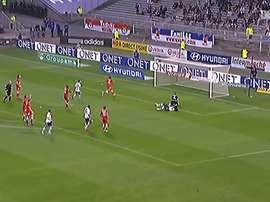 VIDÉO : le lobe de Gomis face à Brest lors de la saison 2012/2013. Dugout