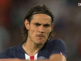 Edinson Cavani scored some goals as PSG raced to the Ligue 1 title once again. DUGOUT