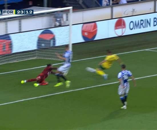 Passlack está cedido por el Borussia Dortmund. DUGOUT