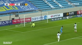 The player is a K-League legend