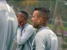 Corinthians treina de olho no duelo contra o Sport. DUGOUT