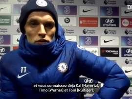 Tuchel évoque son adaptation avec ses joueurs de Chelsea. DUGOUT