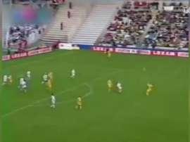 Résumé Nantes 4-1 Auxerre 2001. DUGOUT