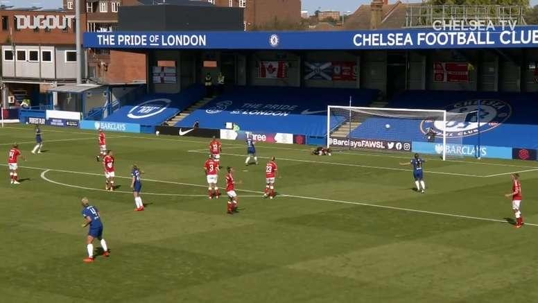 VIDEO: Cuthbert score in 9-0 thrashing