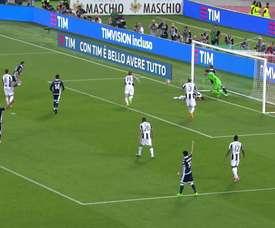 Neto salva Juve na final da Copa da Itália com linda defesa. DUGOUT