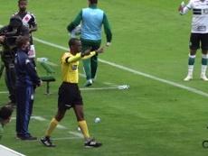 Coritiba derrotou o Vasco por 1 a 0 com gol de Robson, em cobrança de pênalti. DUGOUt