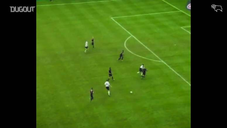 VIDEO: Derby County's best goals from the 2006-07 promotion season. DUGOUT