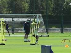 Manchester City intensifica treinos físicos para volta do Inglês. DUGOUT