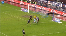 Napoli host AC Milan in the game of the weekend in Serie A. DUGOUT