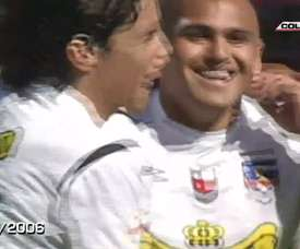 Colo Colo have scored some good goals versus Universidad de Chile over the years. DUGOUT