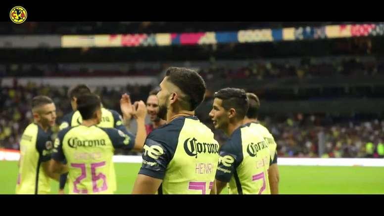 VIDEO: Henry Martín's best goals with Club América. DUGOUT