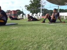 Sport treina para última partida do Campeonato Pernambucano. DUGOUT