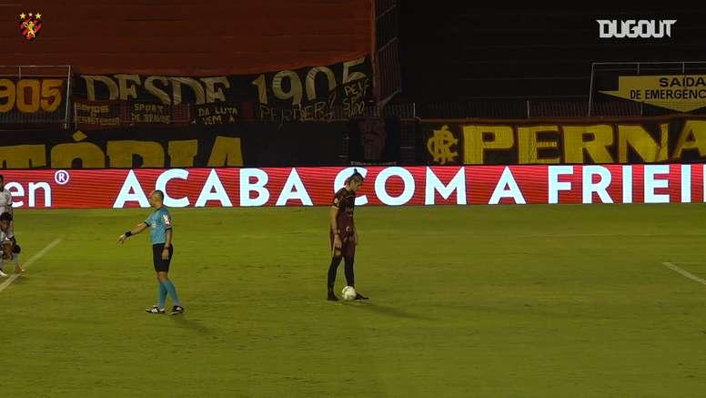 Maidana Score for Recife