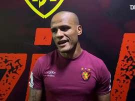 Patric exalta vitória do Sport sobre o Ceará. DUGOUT