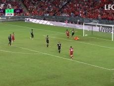 VIDEO: Mohamed Salah's Liverpool pre-season goals. DUGOUT