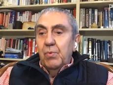 Alejandro Rodríguez recuerda las finales perdidas y desea triunfos en Catar. Captura/DUGOUT