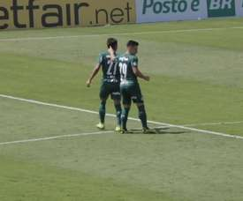 Gabriel Veron's superb start at Palmeiras.DUGOUT