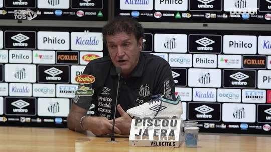 Cuca falou após vitória sobre o Sport. DUGOUT