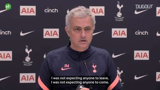 Mourinho not expecting Dele Alli to leave in transfer window. DUGOUT