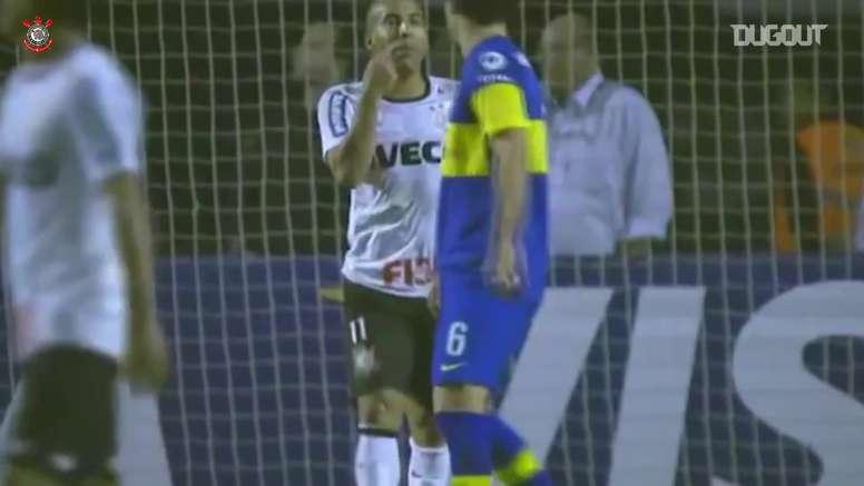 Sheik's best moments for Corinthians. DUGOUT