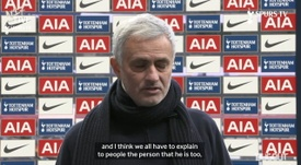 Mourinho happy people realise how good Heung-Min Son is. DUGOUT