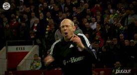 I migliori goal del Bayern Monaco. Dugout