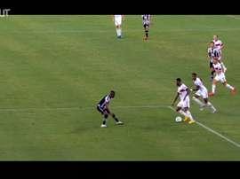 Éverton Ribeiro marca e Flamengo vence o Botafogo. DUGOUT
