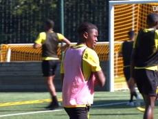 VIDÉO : le FC Nantes poursuit sa préparation. Dugout