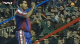 VIDEO: Barcelona top 5 goals against Osasuna. DUGOUT