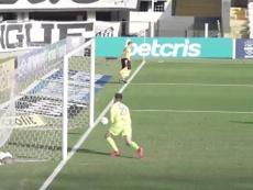 Veja os gols da vitória do Santos sobre o Sport. DUGOUT