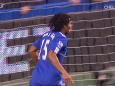 Malouda scored this goal for Chelsea. DUGOUT
