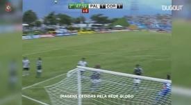 Top 5 gols de Ronaldo Fenômeno pelo Corinthians. DUGOUT