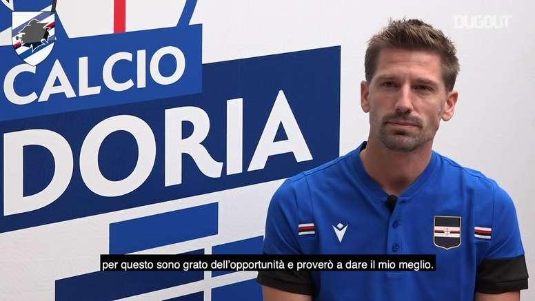 La prima intervista di Adrien Silva. Dugout
